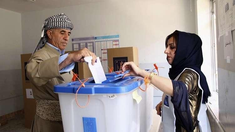 كردستان العراق: لن نستخدم النظام الالكتروني في انتخابات الإقليم