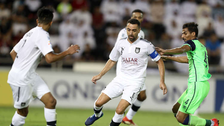 تشافي يجدد عقده مع السد القطري حتى 2020