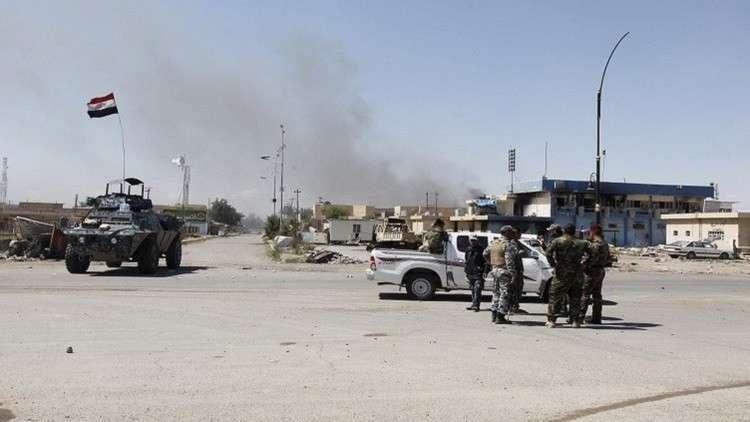 ثمانية انتحاريين يفجرون أنفسهم في العراق بعد محاصرتهم