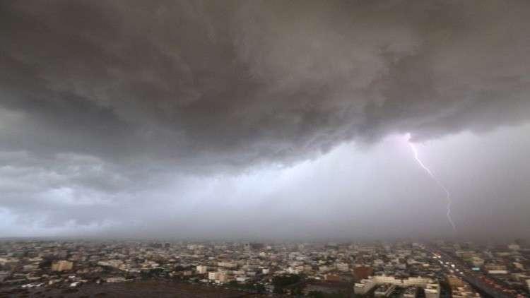 السعودية: إعصار