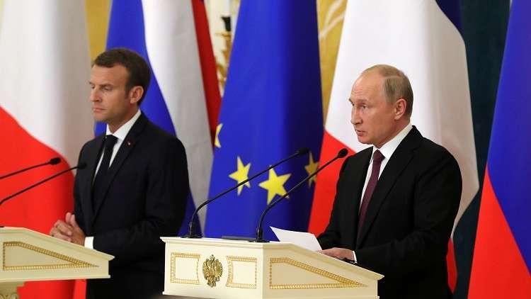 بوتين يحذر من عواقب وخيمة في حال انهيار الصفقة مع إيران