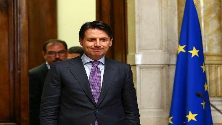 كونتي يسعى لتشكيل الحكومة الجديدة في إيطاليا