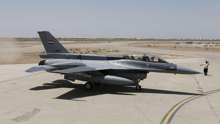 القوات العراقية تدمر موقعا لقيادة