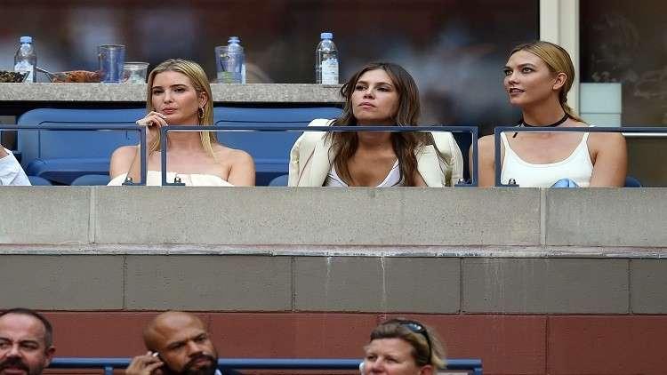 إيفانكا ترامب تنتقد رابطة لاعبات التنس المحترفات