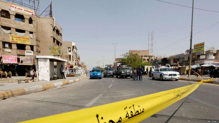 استهداف مقر الحزب الشيوعي وسط بغداد