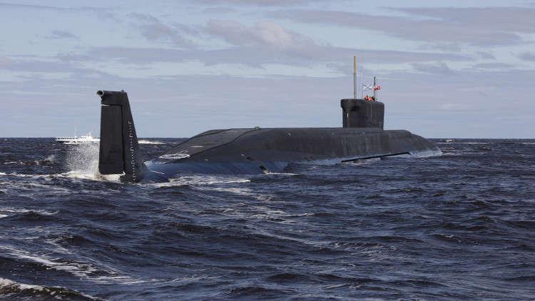 خبير أمريكي: 4 صواريخ من الغواصة الروسية تعادل قوة 160 هيروشيما