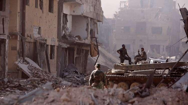 دبلوماسي سوري: دمشق ليست بحاجة لعملية عسكرية في الجنوب