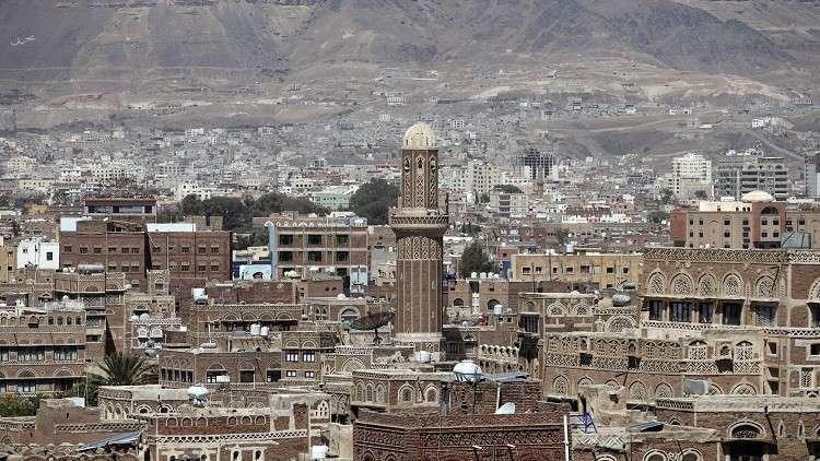 قتلى وجرحى في صنعاء جراء غارات للتحالف السعوامريكي