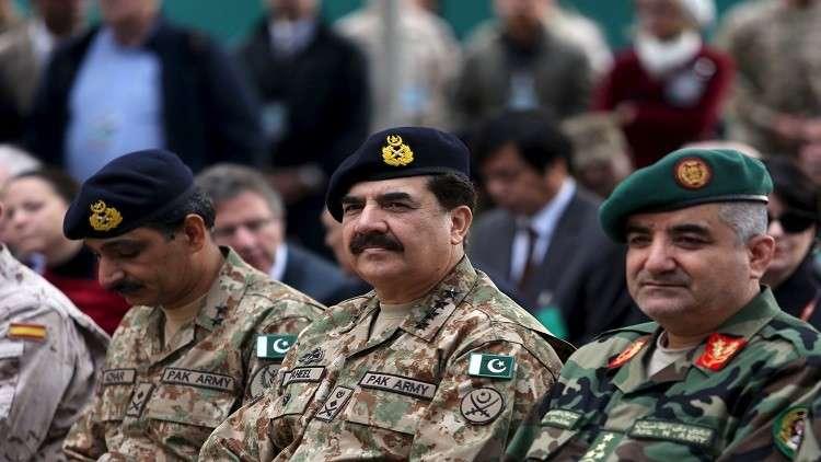 الجيش الباكستاني يقرر استجواب رئيس الاستخبارات الأسبق