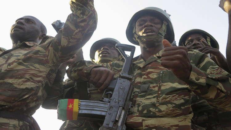 22 قتيلا في اشتباك بين الجيش الكاميروني ومسلحين