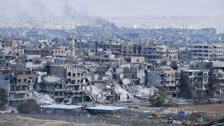الإرهابيون نبشوا القبور في اليرموك بحثاً عن رفات إسرائيلي