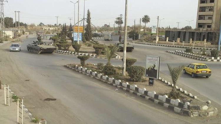 مقتل 4 عسكريين روس.. والجيش السوري يصد هجوما عنيفا في دير الزور