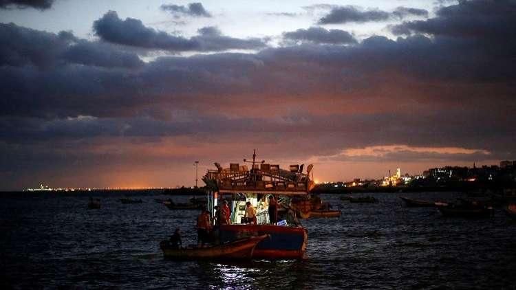 الفلسطينيون يسيّرون أول رحلة بحرية من قطاع غزة نحو العالم