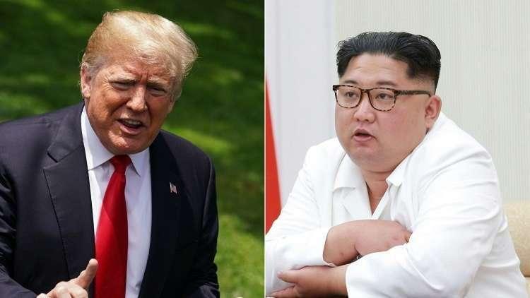 وفد ترامب يصل إلى كوريا الشمالية