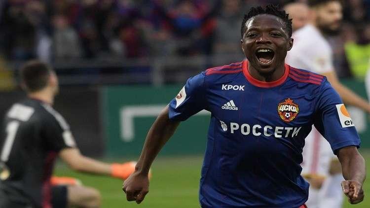 لاعب تسيسكا موسكو يدفع كفالة لإخراج 40 سجينا