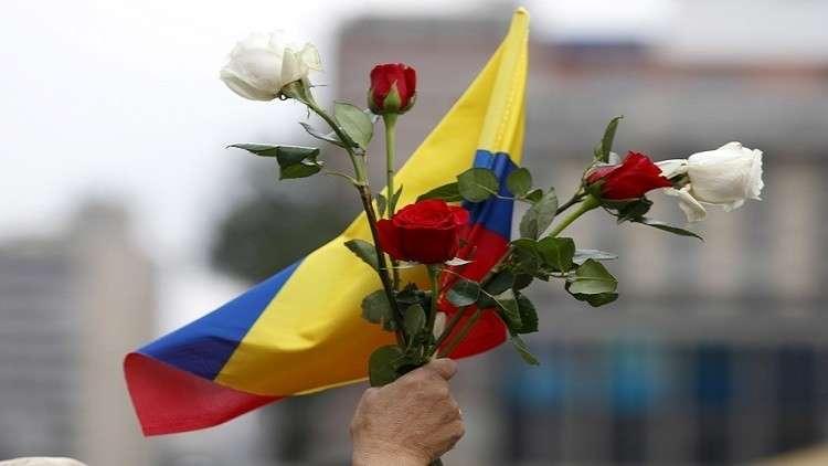 كولومبيا تنتخب رئيسا لأول مرة دون تهديد السلاح