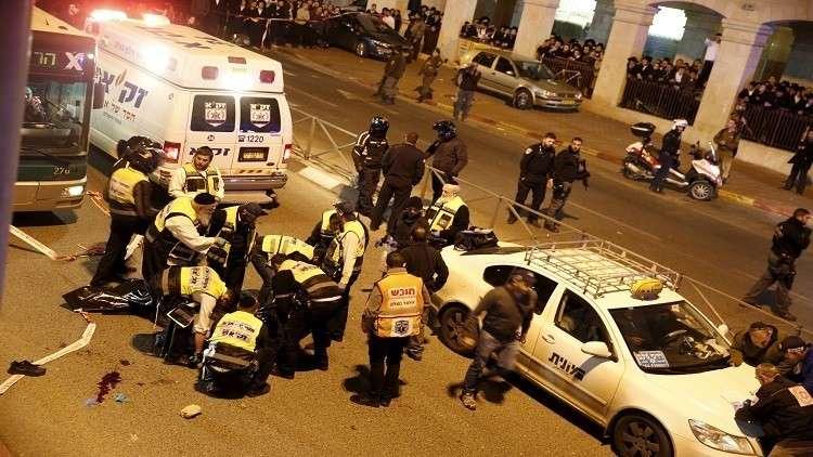 مراسلتنا: اطلاق النار على فتاة شمال القدس