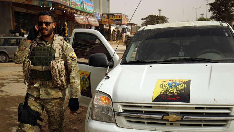 الجيش الليبي يسيطر على معقلين للجماعات المسلحة في درنة
