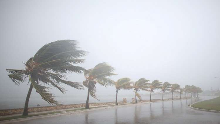 إعلان حالة الطوارئ في ثلاث ولايات أمريكية بسبب إعصار