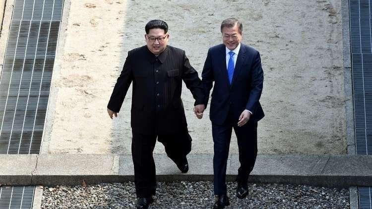 مون: الكوريتان بسطتا الإجراءات لعقد لقاءات القمة