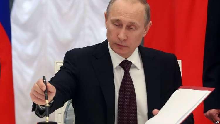 بوتين يقبل استقالات في صفوف حكام الأقاليم