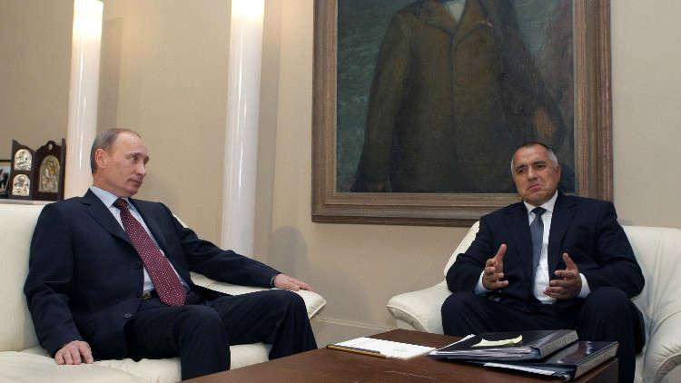 بوتين يلتقي رئيس وزراء بلغاريا في موسكو