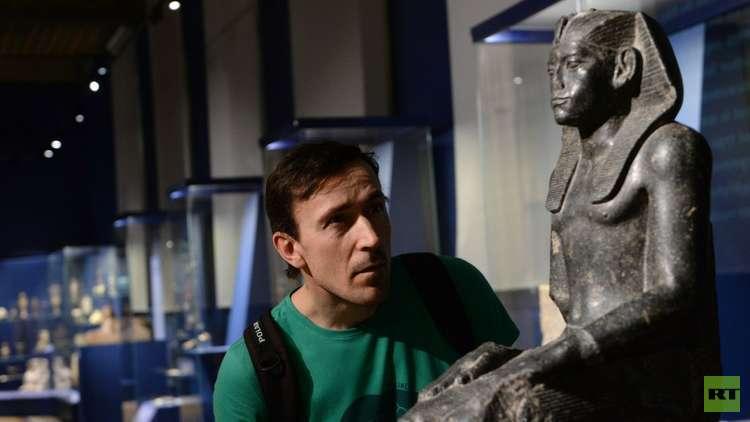 أمر عاجل من النائب العام المصري بشأن الآثار المهربة إلى إيطاليا