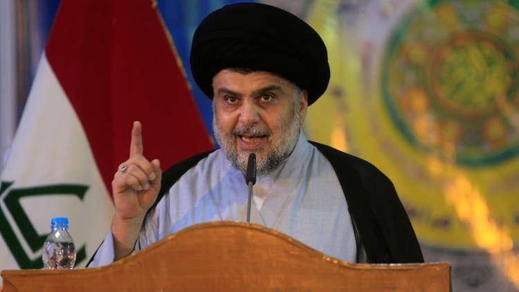 الصدر يوجه رسالة إلى إيران