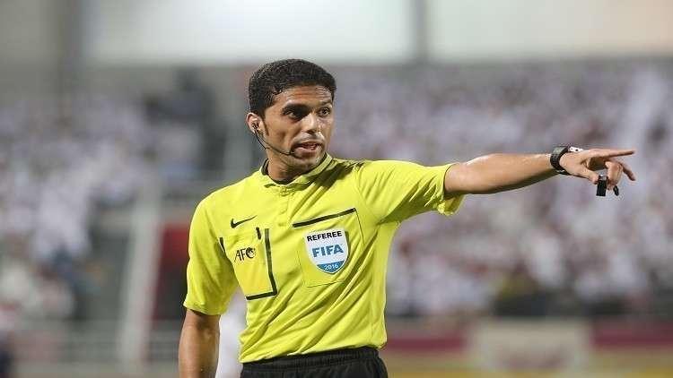 استبعاد طاقم التحكيم السعودي من كأس العالم