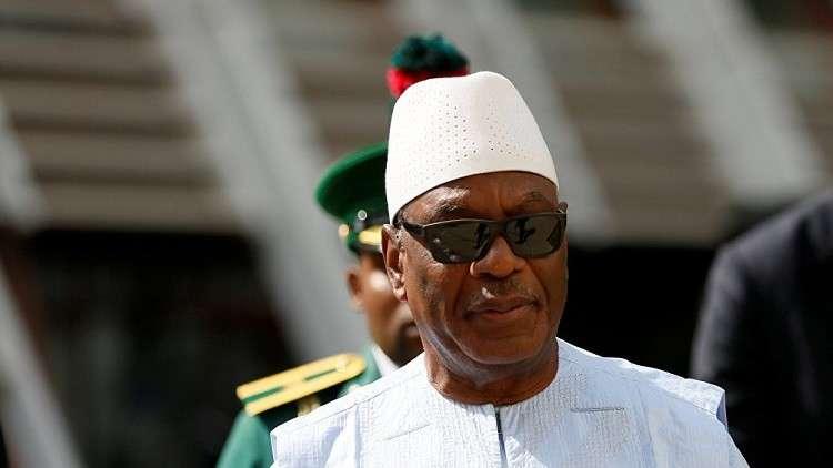 مالي.. الرئيس كيتا يعلن ترشحه لولاية ثانية