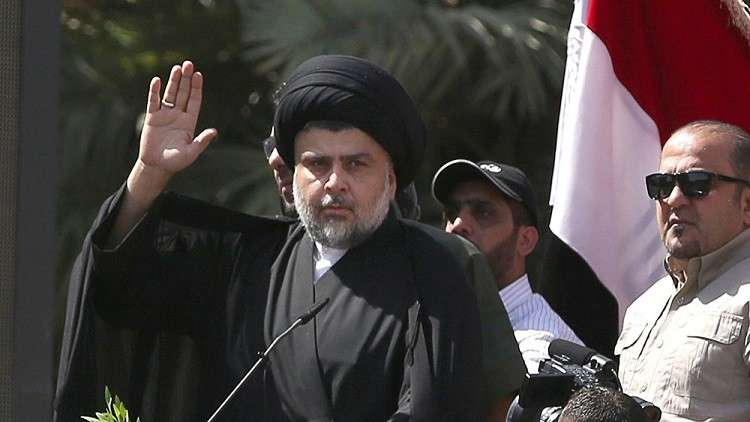 كيف علّق مقتدى الصدر على استهداف مقر الحزب الشيوعي في بغداد؟