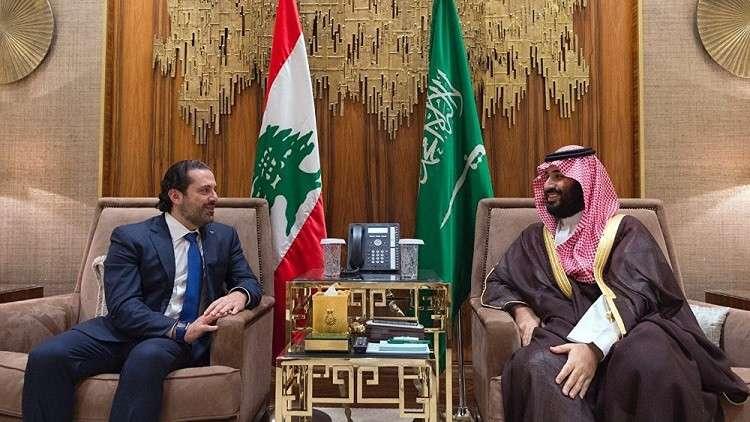 السعودية تكذّب رواية الرئيس الفرنسي بشأن احتجازها الحريري