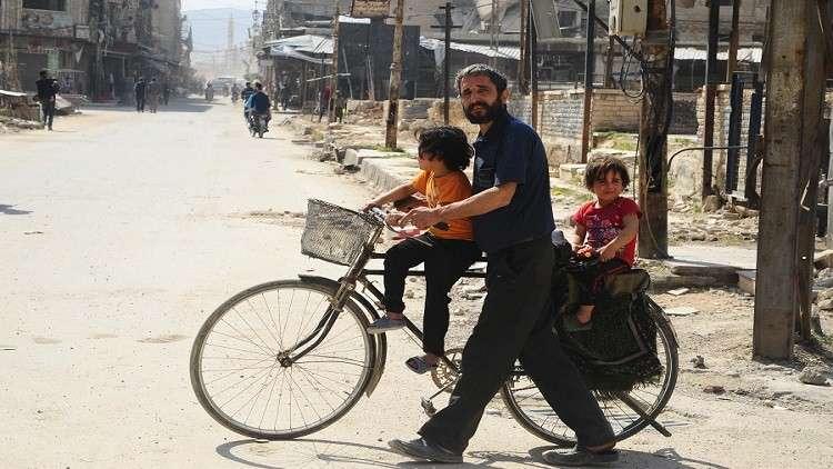 انعكاس الحرب السورية على المجتمع الروسي