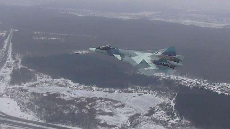 تركيا تضع طائرات سو-57 الروسية في مواجهة الولايات المتحدة