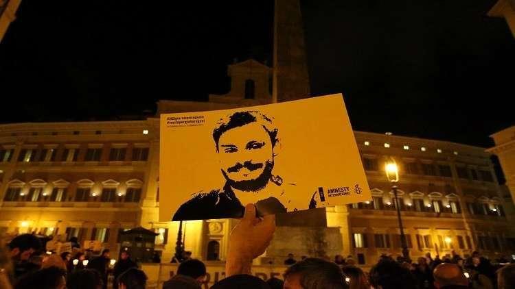 تسجيلات جديدة حول مقتل الطالب الإيطالي