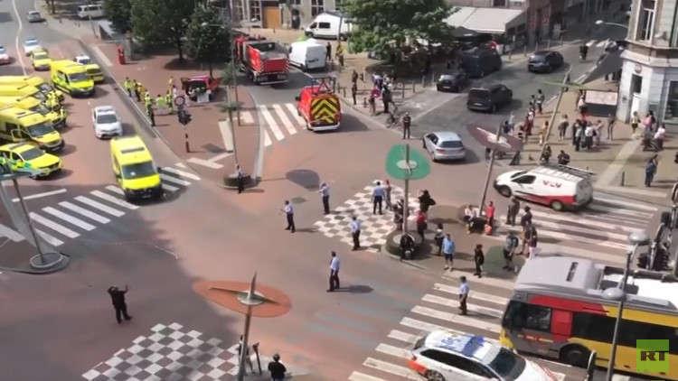 من هو منفذ الهجوم الإرهابي في بلجيكا؟