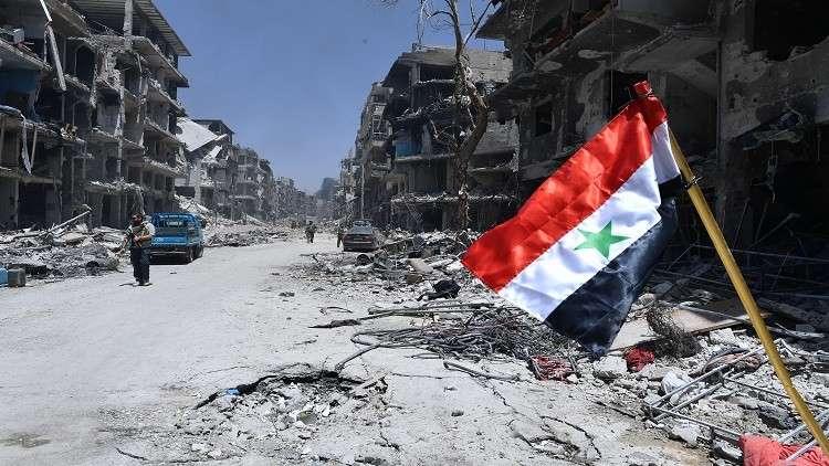 سكان مخيم اليرموك بدؤوا بالعودة إلى بيوتهم