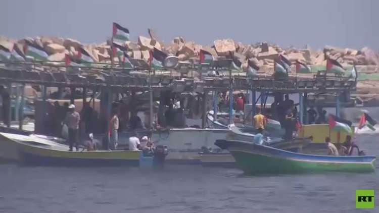 السلطات الإسرائيلية تفرج عن ركاب
