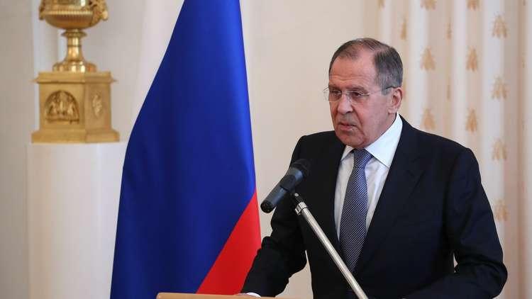 لافروف: اتهام الاستخبارات الروسية بالاغتيالات موضة يروجها الغرب