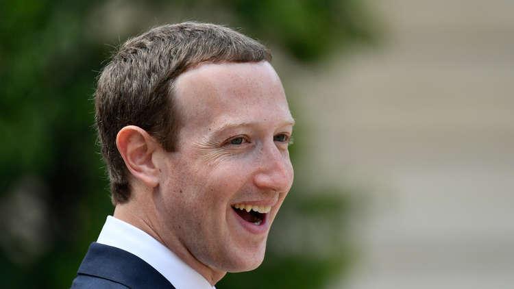 مجلس الاتحاد الروسي يعتزم دعوة مؤسس فيسبوك