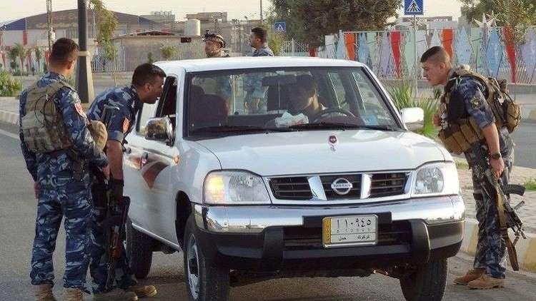 مقتل إمام جامع طعنا في أربيل شمال العراق