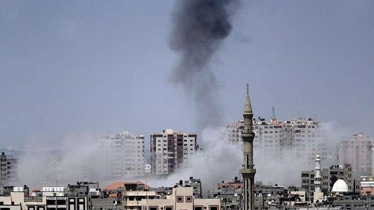 ألمانيا تدين الهجمات من غزة على إسرائيل