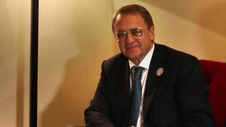 بوغدانوف: الخروج من الأزمة اليمنية يكمن في تجنب سيناريو القوة