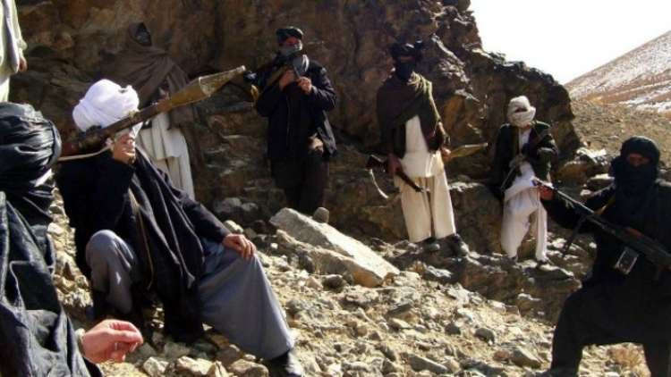 مقتل أكثر من 50 قياديا من طالبان بغارة أمريكية غربي أفغانستان