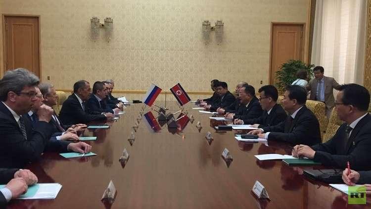 موسكو: لا نتدخل في المفاوضات بين واشنطن وبيونغ يانغ