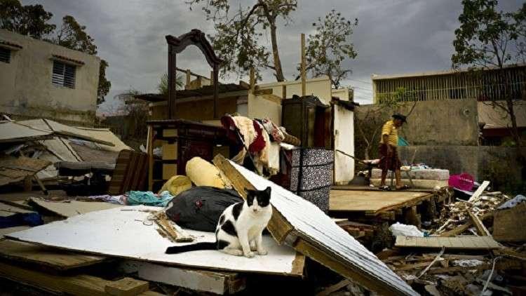 السلطات الأمريكية تخفي حقيقة إزهاق إعصار
