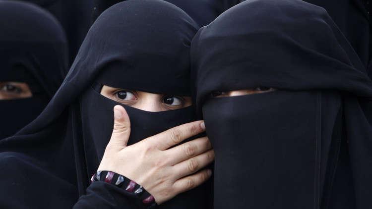 الدنمارك تمنع ارتداء النقاب في الأماكن العامة