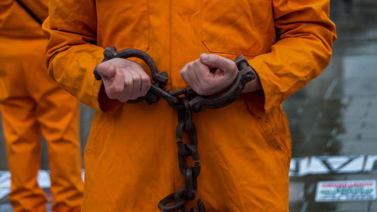 محكمة أوروبية تغرم رومانيا بدفع 100 ألف يورو لسجين CIA