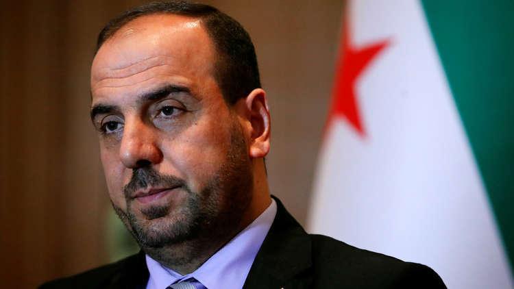 نصر الحريري: على الاتحاد الأوروبي إخراج إيران من سوريا