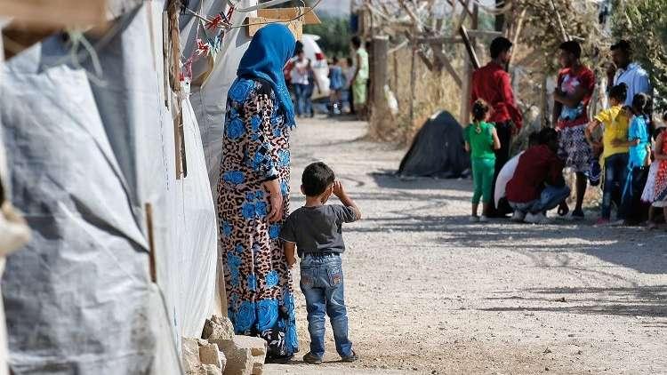 مسؤول أمني لبناني: إقامة النازحين السوريين في لبنان لن تطول